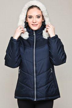 Abrigos y chaquetas de mujer · Chaqueta globo marino   corta chaqueta    abrigo con capucha invierno abrigo con capucha desmontable   c52c416eefe6