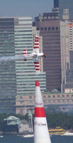 Red Bull Air Race New York, NY
