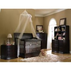 Creations Baby April Crib Collection