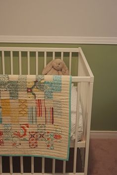 charm pack quilt, also has a great Christmas runner idea