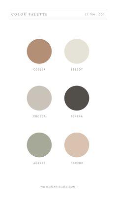 Color Palette For Home, Hex Color Palette, Earthy Color Palette, Green Colour Palette, Neutral Colour Palette, Colour Schemes, Design Palette, Neutral Tones, Neutral Colors