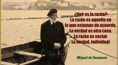 Tal día como hoy, 29 de septiembre, de 1864 nacía Miguel de Unamuno