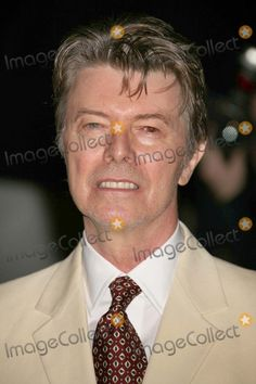 New York, NY 04-24-2007 David Bowie attends Vanity Fair Party to celebrate the…