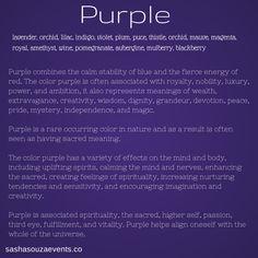 1000 Images About Purple On Pinterest Color Psychology