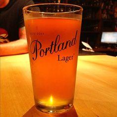 Bull Jagger - Portland Lager #BeerME