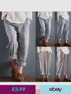Zanzea Trousers #ebay #Clothes, Shoes & Accessories