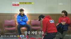 that's right. doing something wrong to Jong Kook is even scarier than being sent to the jail. Running Man: Episode 83