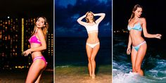 Elle Mer Swim's New Surf Candy Collection - Lei Chic - June 2015 - Honolulu, HI