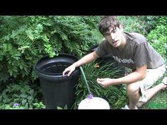 Hassle Free Compost Tea - YouTube