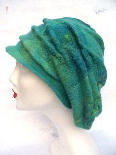 felt hat ♡