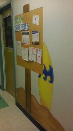 Classroom Board. By Danielle~