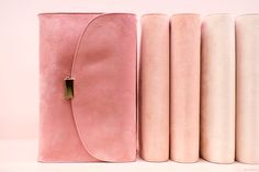 Garance Doré pink clutches | GoodLooks | www.goodlooks.me