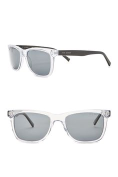 Glass Frames For Men, Black Smoke, High End Fashion, Brand It, Sunglass Frames, Ted Baker, Mirrored Sunglasses, London, Crystals