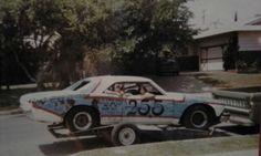 66 Chevelle street stock in 1982