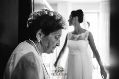 Getting ready and emotion grandmother! #realwedding in #Apulia #amazing #awesome #bestoftheday #instadaily #instafollow #photooftheday #wedding #gettingready #bride #love #weddingdress #family #weddingday #instawed #instawedding #emotion coming soonwww.fotogravina.it