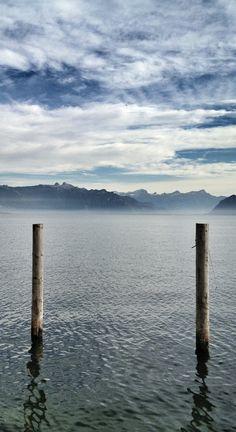 Leman Lake - Switzerland - @yannbros © - www.spiralps.ch