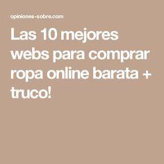 65c5696354be5 Las 10 mejores webs para comprar ropa online barata + truco!