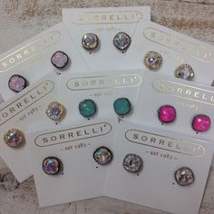 Can't go wrong with these sweet Sorrelli studs!