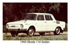 1969 Skoda 110