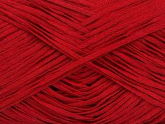 Fettuccia Fine Red at NGS NET Yarn Store