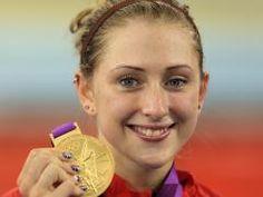 Laura Trott sprints to Omnium GOLD