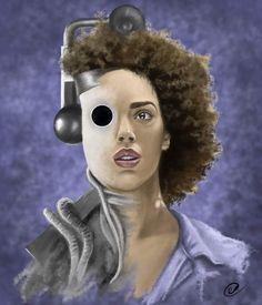 Bill Potts - fanart~ | Doctor Who Amino