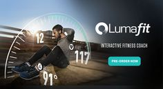 LumaFit Tracks 3D Motions For Exercises