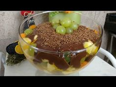 YouTube Tiramisu, Sweet Recipes, Deserts, Pudding, Make It Yourself, Cooking, Ethnic Recipes, Candy Favors, Cold Desserts