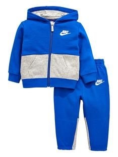 Nike Baby Boy Clothes Enchanting Niketoddlerboyftpolypaneltracksuit  Baby Clothes  Pinterest Decorating Inspiration