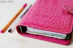 Filofax, Zip Around Wallet, Bullet Journal, Urban, Anna