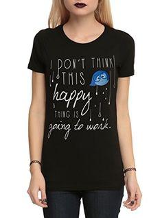 Disney Inside Out Sadness This Happy Thing Girls T-Shirt Size : Large Disney http://www.amazon.com/dp/B00Z09WKK4/ref=cm_sw_r_pi_dp_pW4Nvb1NTJEMC
