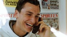 Zlatan Ibrahimovic answers readers' questions. Cute...