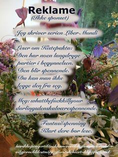 Små vers om dette og hint Plants, Om, Plant, Planets