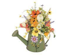 Inocenta dulce - Aranjament cu flori artificiale