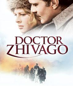 (1965) Doctor Zhivago - Omar Sharif, Julie Christie, Rod Steiger