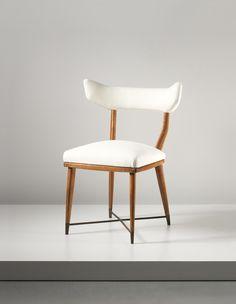 Gio Ponti, Rare side chair
