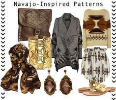 Native American-inspired ANYTHING!