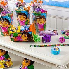 20 Lembrancinhas Lindas para Festa de Aniversário Dora