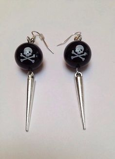 RocknGen  - Psychobilly, rockabilly & rock n roll hand made jewelry - on Etsy