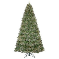 Found it at Wayfair - Snow Tip Pine / Berry 9' Pine Artificial ...
