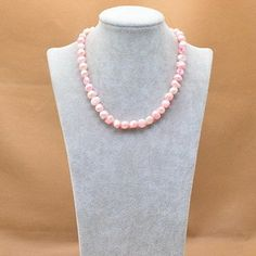 Large Baroque Pearl Necklace - pinned by pin4etsy.com