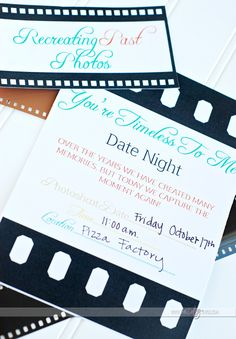 Such a FUN date night idea- this is happening.