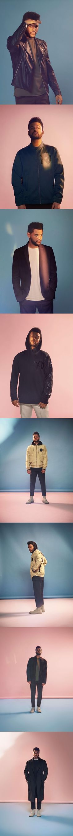 the weeknd / H&M