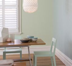 Rise | Dulux colours A Japanese inspired colour palette emphasising calm and quiet delivered by pastels.  Check out the Dulux website for more on-trend colour ideas.