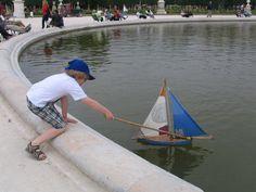 Jardin des Tuileries, Paris 2008