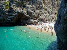 Torrent de Pareis. Sa Calobra | Lets go to Mallorca