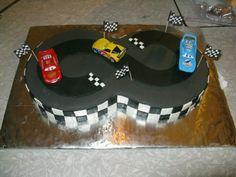 The boys birthday cake. 2/16/13 NJOZ