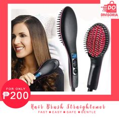 Shopping at Affordable Deals, Discounts and Prices Hair Brush Straightener, Hairbrush, Hair Dryer, Health And Beauty, Your Hair, Just For You, Personal Care, Easy, Check