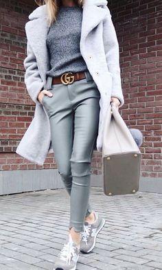 Fashion Mode, Look Fashion, Winter Fashion, Womens Fashion, Petite Fashion, Elegance Fashion, Elegance Style, Fashion 2018, Fashion Fashion