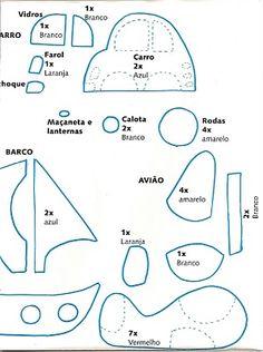 ARTE COM QUIANE - Paps,Moldes,E.V.A,Feltro,Costuras,Fofuchas 3D: passo-a-passo: Quadrinhos de tecido e feltro